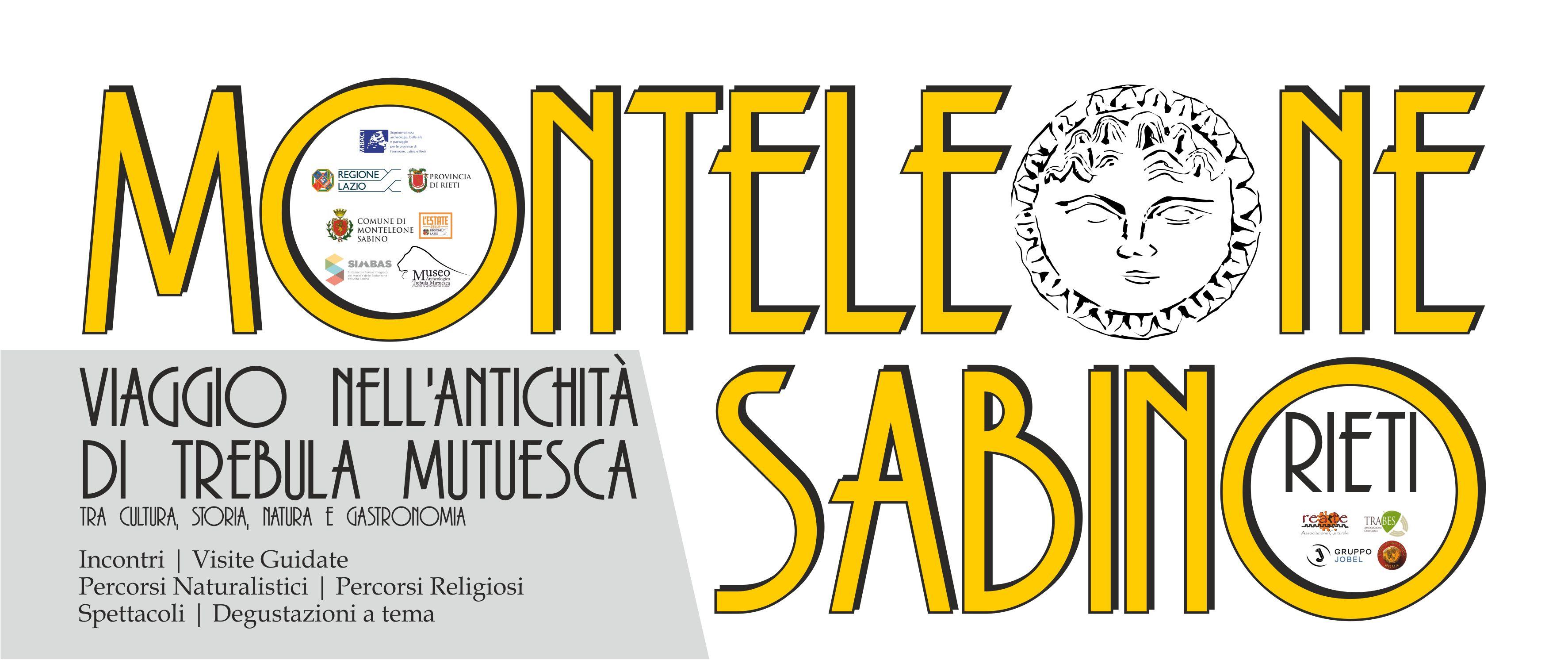 Monteleone Sabino, Viaggio nell'antichità di Trebula Mutuesca. Settembre 2017