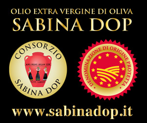 Olio DOP Sabina extra vergine di oliva