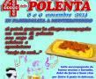 """Locandina: """"FESTA DELLA POLENTA"""" 8 e 9 Novembre 2014 in Passeggiata a Monterotondo (Rm)"""