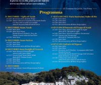 Locandina: Santuario Francescano del Presepio