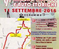 Locandina: Raduno fiat 500 e auto storiche