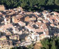 Locandina: Aiuti alle popolazioni colpite dal terremoto