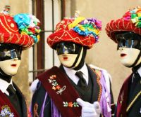 Locandina: Il Carnevale anima Civita Castellana