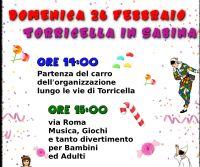 Locandina: Carnevale Torricellano 2017