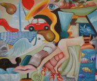 Locandina: CeraunavoltaunResedutosulSofà