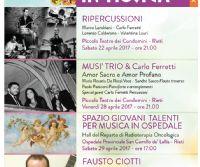 Locandina: Primavera in Musica 2017