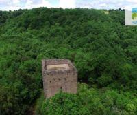 Locandina: In mezzo scorre il fiume – Calcata – Santa Maria