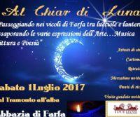 Locandina: Al Chiar di Luna