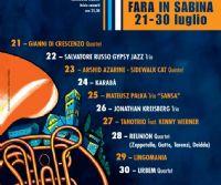 Locandina: Fara Music Festival