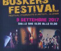 Locandina: Fonte Nuova Buskers Festival
