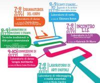 Locandina: Laboratori e corsi di ogni tipo: riapre i battenti ARTEr.i.e. Campus