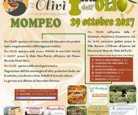 Locandina: Festa dell'Olio