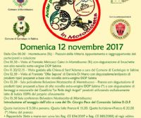 Locandina: Andar per Olio e per Cultura in Motocicletta
