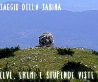 Locandina: Il paesaggio del Monte Pizzuto