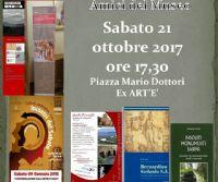 Locandina: Presentazione delle attività della stagione 2017/18
