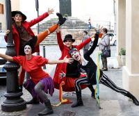 Locandina: Apertura dei nuovi corsi di teatro, danza e canto