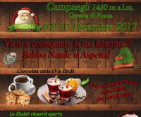Locandina: Chalet Casa di Babbo Natale