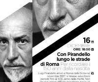 Locandina: Con Pirandello lungo le strade di Roma