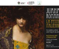 "Locandina: Juana Romani: ""la petite Italienne"""