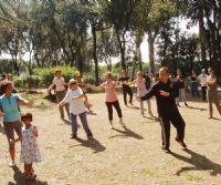 Locandina: GINNASTICA DOLCE PER TUTTE LE ETA'