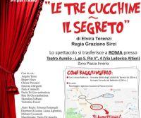 Locandina: Le tre Cucchine / Il Segreto