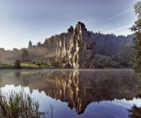 Locandina: Invito a fotografare i tratti dell'E1 in Umbria, Marche, Lazio e Abruzzo