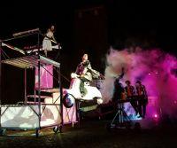 Locandina: Cunti e Racconti, nell'ambito del Velino Festival (Provincia di Rieti)