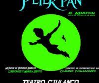 Locandina: Peter Pan, il musical