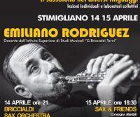Locandina: Masterclass e concerti