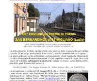 Locandina: Premio Poesia Ferroviaria