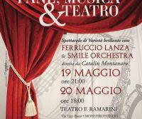 Locandina: Pane, Musica & Teatro