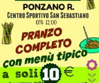 Locandina: Sagra dell'Asparago