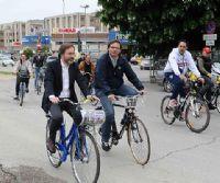 Locandina: A causa delle previsioni meteo avverse, Bicincittà è stata rinviata a domenica 27 maggio