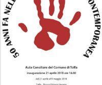 Locandina: 50 anni fa nello stato dell'Arte Contemporanea