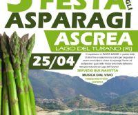 Locandina: Festa degli Asparagi, 5° edizione