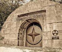 Locandina: 25 Aprile al Bunker del Monte Soratte