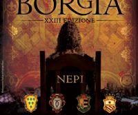 Locandina: Il Palio dei Borgia