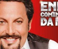 """Locandina: Enrico Brignano in """"Enricomincio da Me Unplugged"""""""
