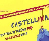 Locandina: Castellinaria – Festival di Teatro Pop