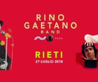 Locandina: Rino Gaetano Band