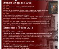 Locandina: Due giorni al Medioevo