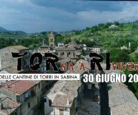 Locandina: TORna a RIvivere 2018