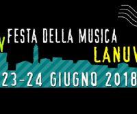 Locandina: 24ª Festa della Musica