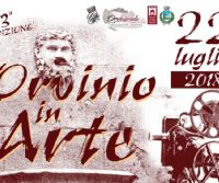 Locandina: Orvinio in Arte