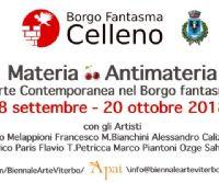 Locandina: V Biennale d'Arte Contemporanea di Viterbo