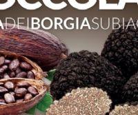 Locandina: Tartufo e cioccolato nella dimora di Lucrezia Borgia