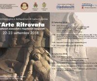 Locandina: L'Arte Ritrovata. Capolavori sconosciuti e Capolavori recuperati