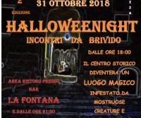 Locandina: Halloweenight