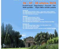 Locandina: Made in Sabina, auto e micro-produzioni locali