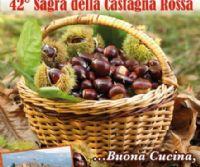 Locandina: La castagna rossa del Cicolano protagonista a Marcetelli